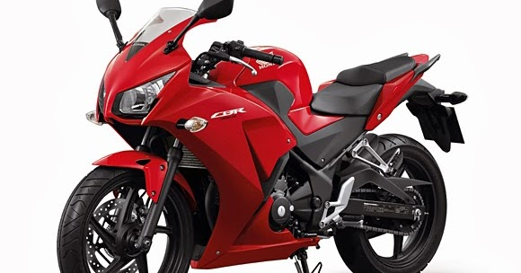 Jornal do Motociclista: Honda CBR300R, clone da CBR500R