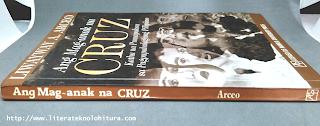 ang mag-anak na cruz book spine liwayway arceo