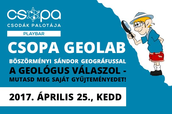 Csopa GEOlab