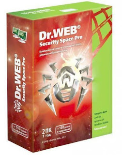 antivirus Download   Dr. Web Security Space v7.0.0.10171 Final + Key