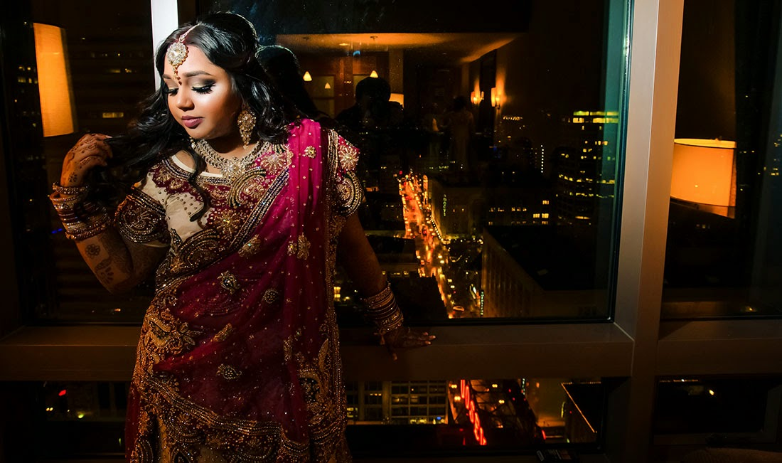 Dhir and Monica's Lovely Seattle Hindu Wedding