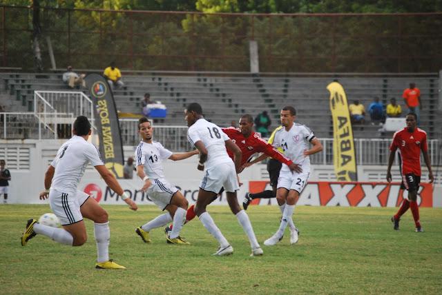 República Dominicana pierde por 2-1 frente Trinidad y Tobago