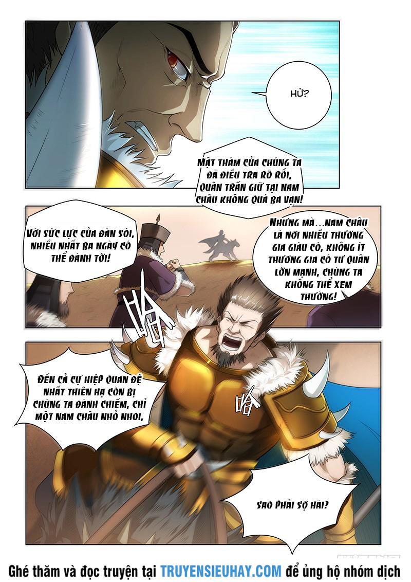 Vạn Giới Thần Chủ - Chap 3