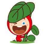 emoticones de peluche con planta