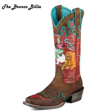 Crystal Cattle: Thursday Thursday: Quincy Freeman Cowboy Boots