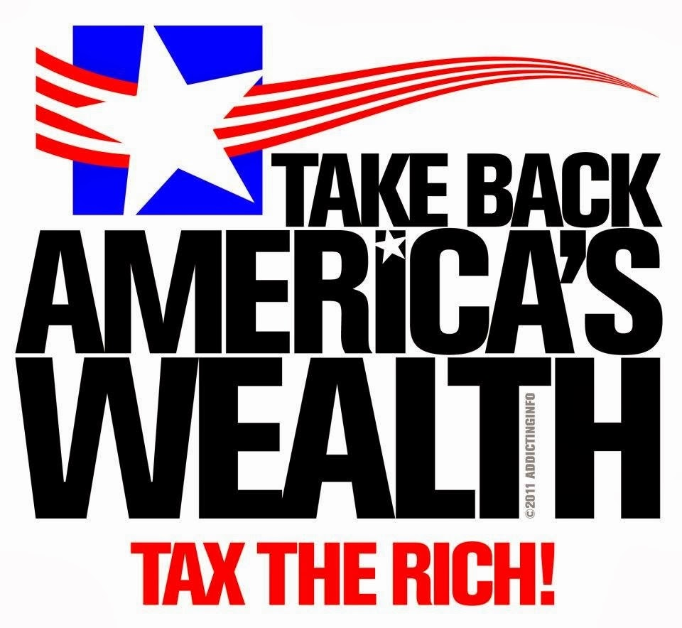 more taxes for the rich Every state and local tax system, from alaska to wyoming, is inherently unfair to  the poor, according to a new study by the progressive research.