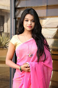 Bhavya Sri Photos in Pink Halfsaree-thumbnail-8