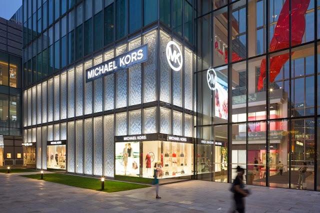 Michael Kors, Flagship Store, Shanghai
