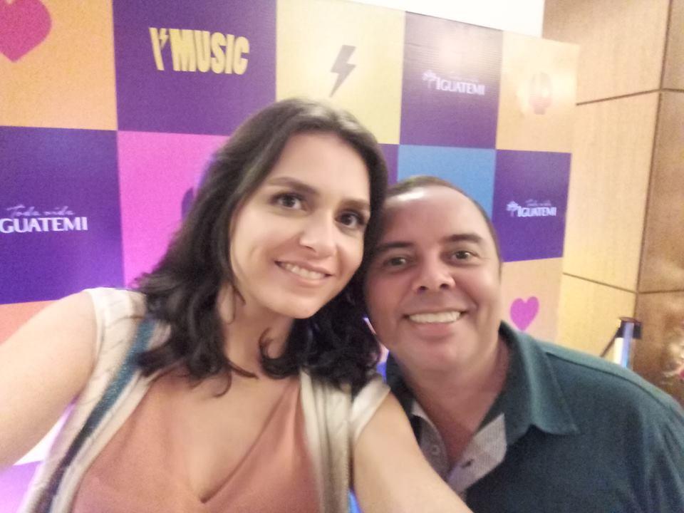 Com Monica Iozzi
