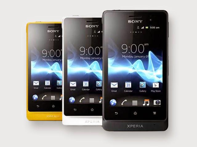 Sony Mobile, Sony Xperia, Sony Xperia Go ST27i 8 GB