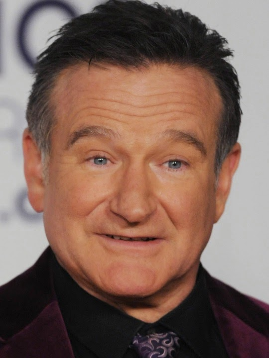 Robin Williams A legend who make us happy but his happiness is missing