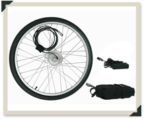 HillTopper electric bike kit