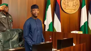 Senate Reveals 3 Big Things Osinbajo Must Do To End 'War' With National Assembly