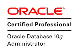 Oracle 10g DBA Certified