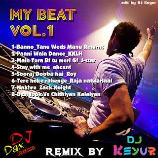 My+Beat+Vol.01+Dj+Keyur+DJ+Dax+Mehsana