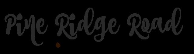 Pine Ridge Road