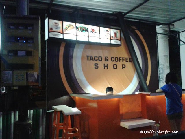 taco coffee shop