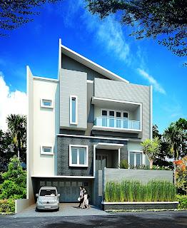 rendering 3d residences