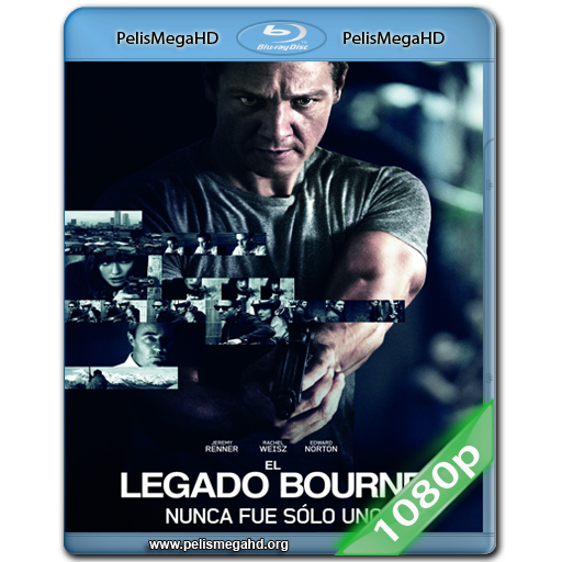 EL LEGADO BOURNE (2012) FULL 1080P HD MKV ESPAÑOL LATINO