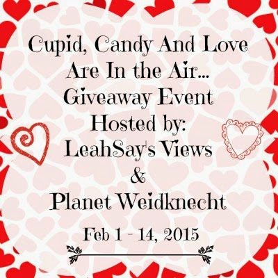 Cupid Candy and Love 2/1/15