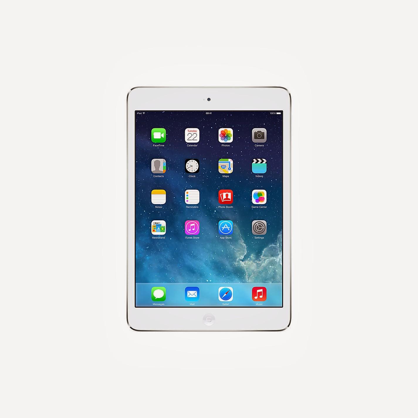 Evolutie vanzari pentru iPad Mini Retina Display