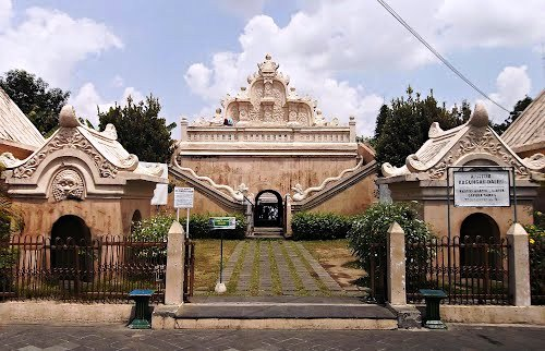 Taman Sari Jogja | Taman Sari Yogyakarta - Gedhong Temanten