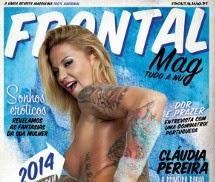 Cláudia Pereira Frontal Mag Janeiro 2014