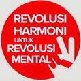 Revolusi Harmoni – Salam 2 Jari