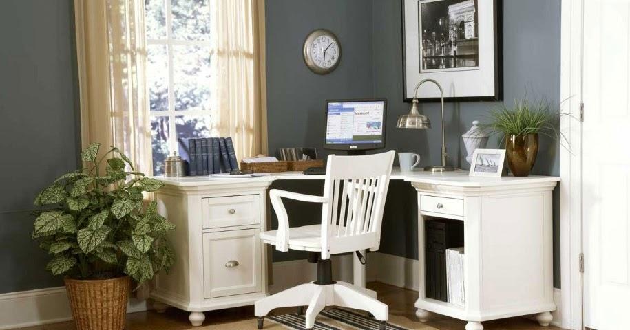 Simple Home Office Decoration Ideas Modern Interior Design