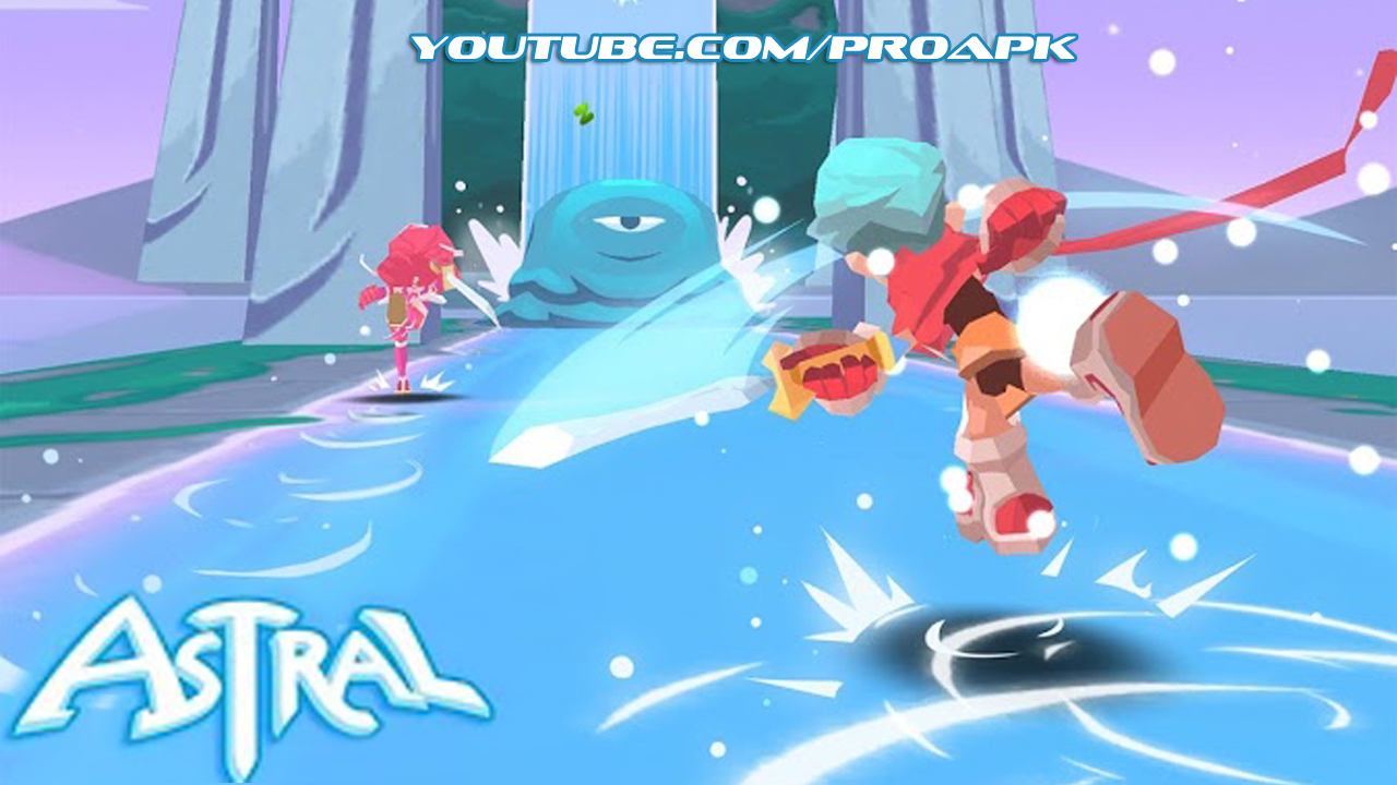 Astral: Origin Gameplay IOS / Android