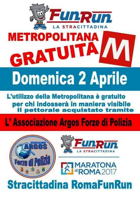 Maratona di Roma 2017