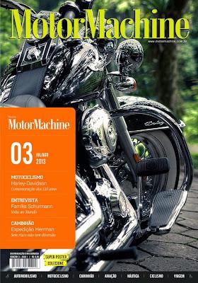 MotorMachine 03: julho e agosto de 2013.