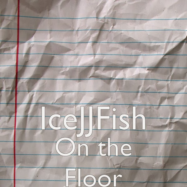 IceJJFish - On the Floor - Single Cover