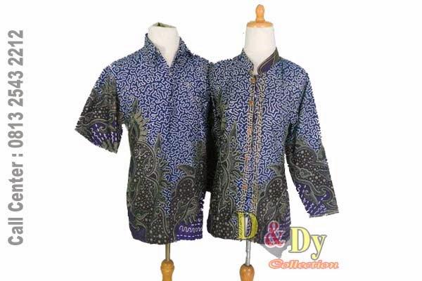 dndy collection, pusat batik jakarta, batik sarimbit, batik motif baru, batik solo, batik sarimbit blus
