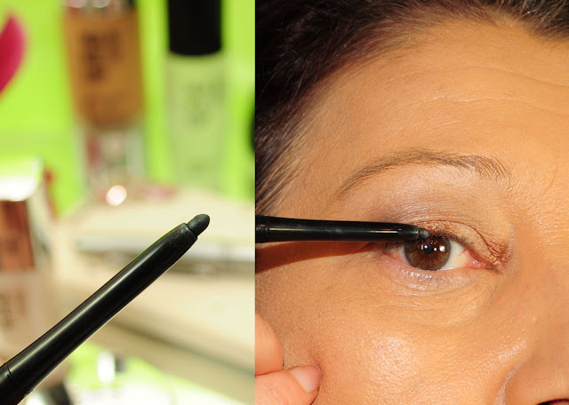 Eyeliner schwarz
