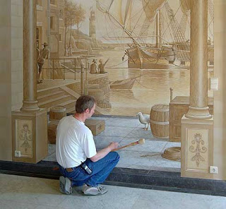 Home And Decor: Interior Wall Painting Ideas