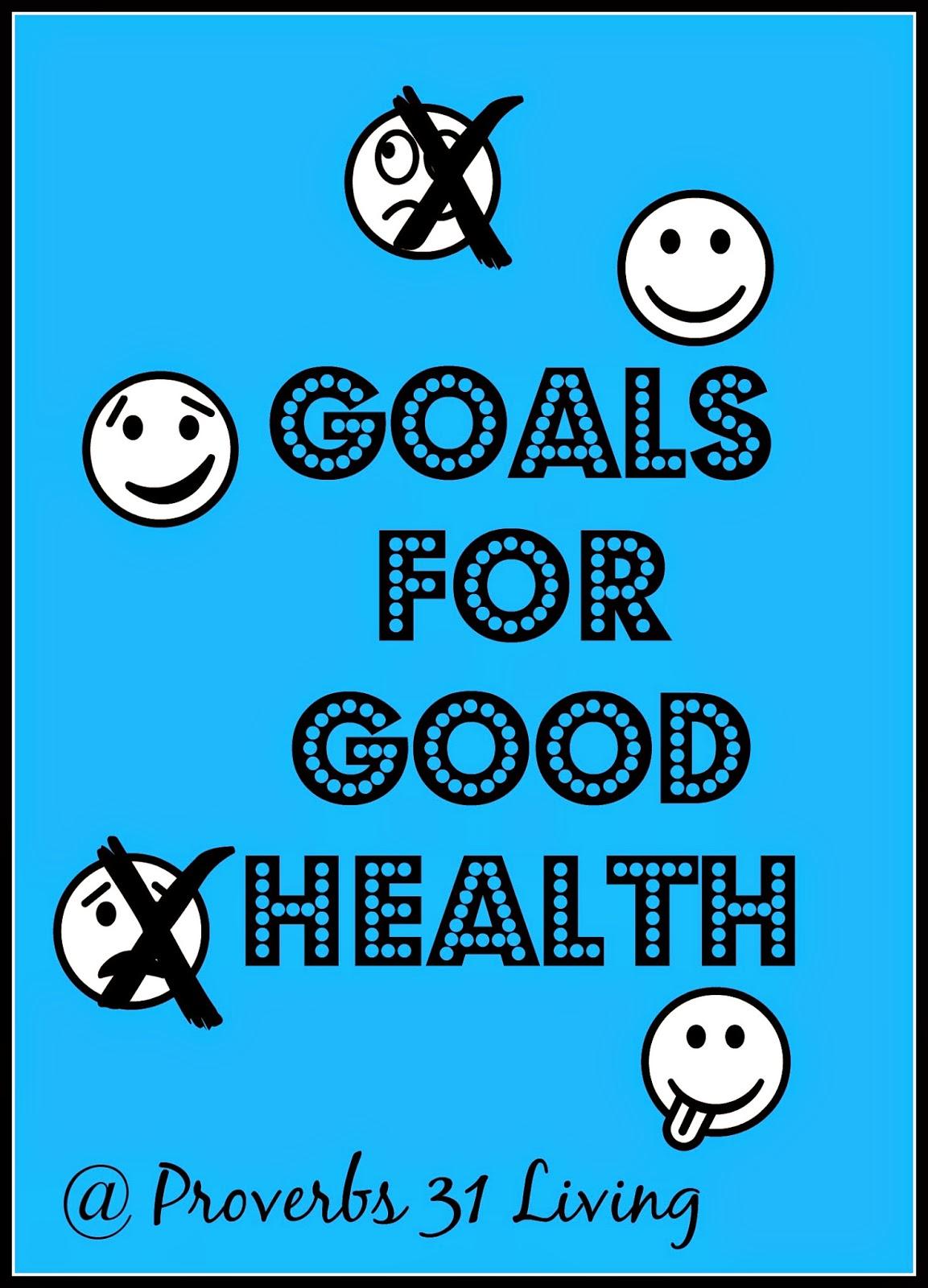 how to develop good health habit