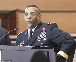 Brig. Gen. Bryan Roberts dismissed after 'fighting with his mistress'