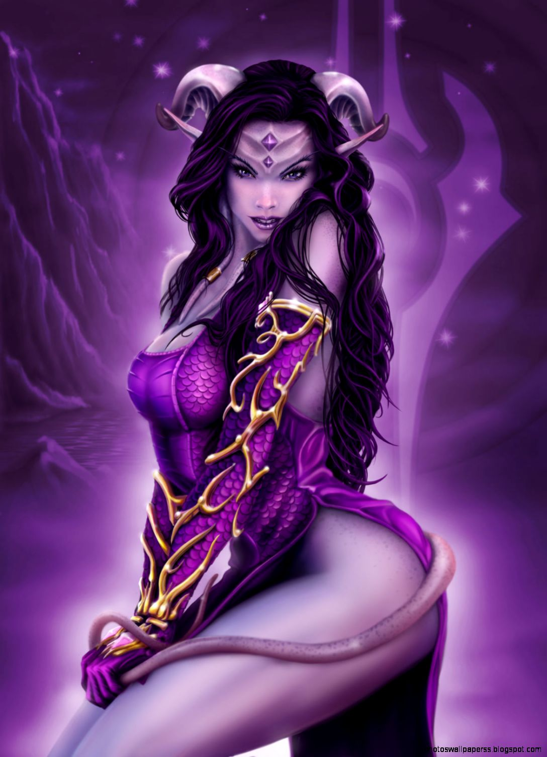 Wow draenei female erotic images