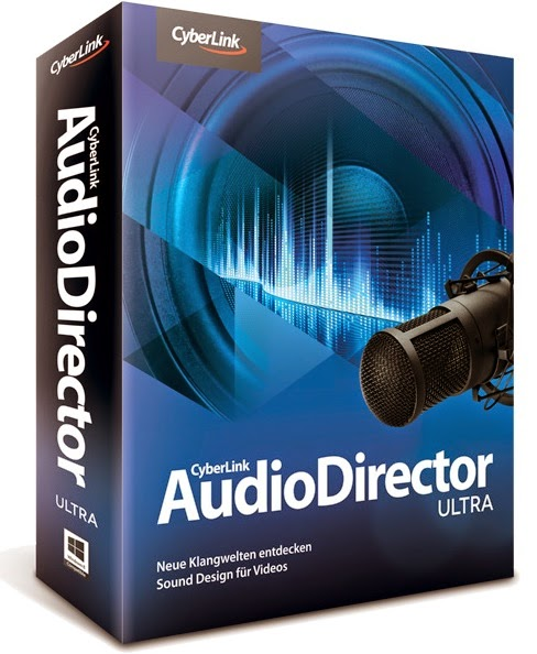 Cyberlink Audiodirector Ultra 4.0.3825 + Patch