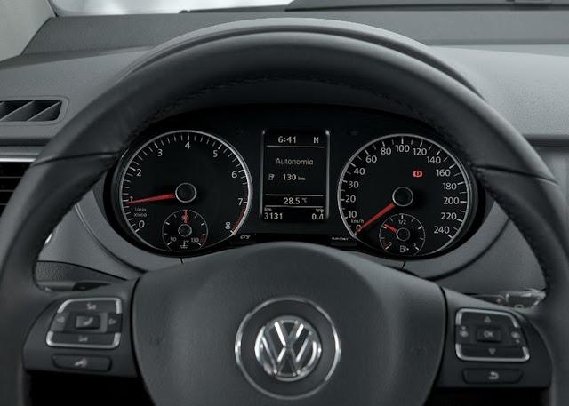 Volkswagen Fox 2014  - volante