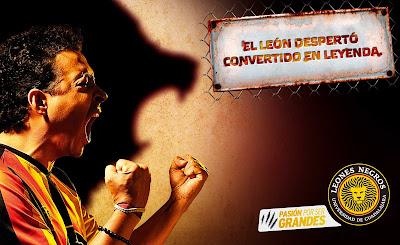 Los Leones Negro Líderes del Ascenso MX