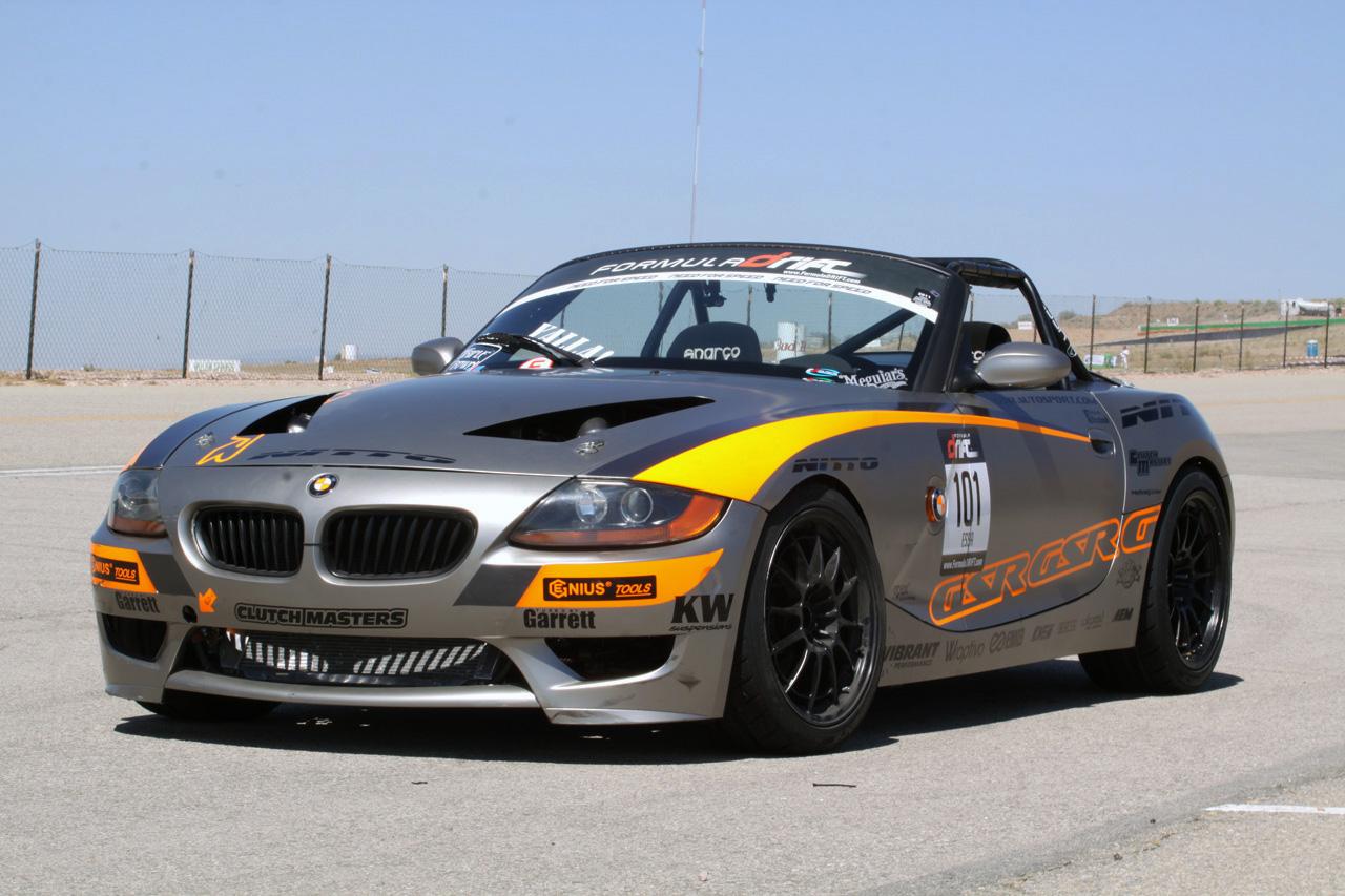 AUTOSPORT CAR BMW Z4 GSR