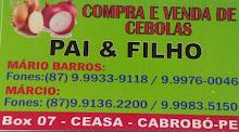 Pai e Filho, compra e venda de cebolas.