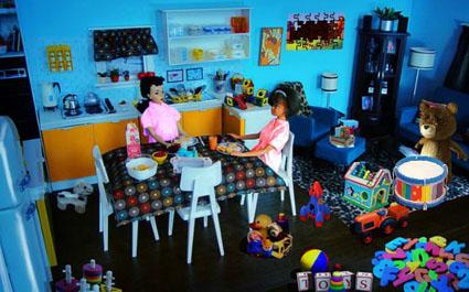 Toy House Escape