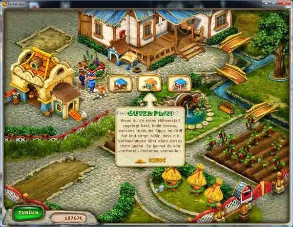 Game Farmscapes