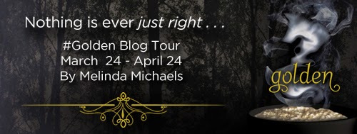 Golden Blog Tour Banner