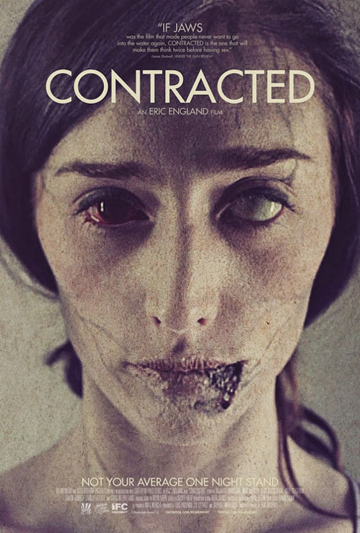 Filme Contracted + Legenda