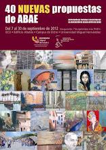 Exposición Universidad Miguel Hernandez . ELCHE  Edificio Altabix
