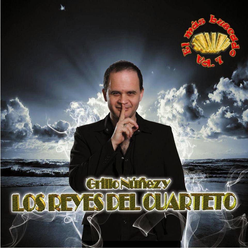 Los Reyes Del Cuarteto - Vol. 7 El Mas Buscado (2013)